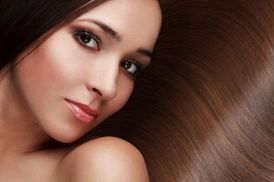 hair solutions studio: Brazilian Straightening Treatment from Hair solutions studio (49% Off)