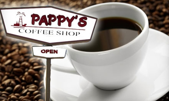 Pappy's Coffee Shop - Multiple Locations: $7 for $15 Worth of Diner Fare at Pappy's Coffee Shop
