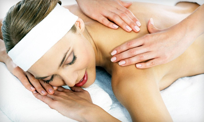 Carlos Lissimore Salon - Northeast Cobb: One, Two, or Three 60-Minute Massages at Carlos Lissimore Salon in Marietta (Up to 61% Off)