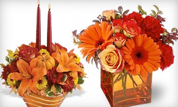 Meridian Floral - Northeast Meridian: $25 for an Exclusive Floral Arrangement at Meridian Floral ($50 Value)