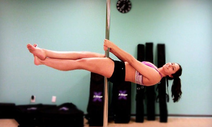 Movement Matters Health & Fitness - Northfield: $24 for Five Drop-in Pole-Dance Fitness Classes at Movement Matters Health & Fitness in Northfield ($50 Value)