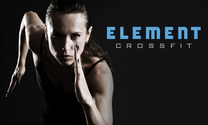 Element CrossFit - Erin Mills: $67 for a 12-Class Pass to Element CrossFit