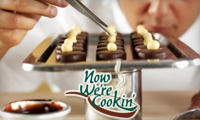 Now We're Cookin' - Evanston: $37 for a Chocolate Truffle-Making Class at Now We're Cookin' in Evanston ($75 Value)