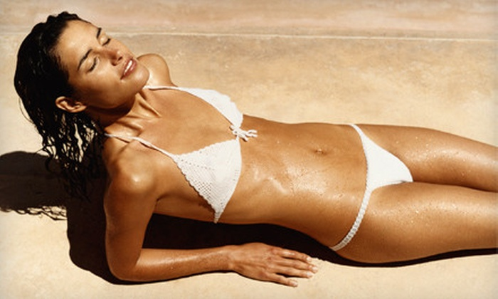 Ibiza Sun Club - Glendale in Queens: One, Three, or Six Airbrush Tans at Ibiza Sun Club in Glendale (Up to 70% Off)