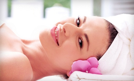 Custom 45-Minute Serenity Facial with Steam and a Facial Mask (a $65 value) - Euphoria Hair Studio & Beauty Spa in Baltimore