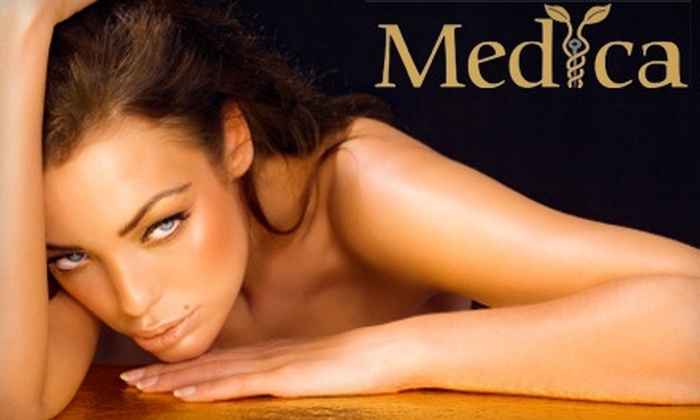 Medica Natural Therapies Clinic - Vaughan: $12 for a 40-Minute Infrared Sauna Session at Medica Natural Therapies Clinic ($40 Value)