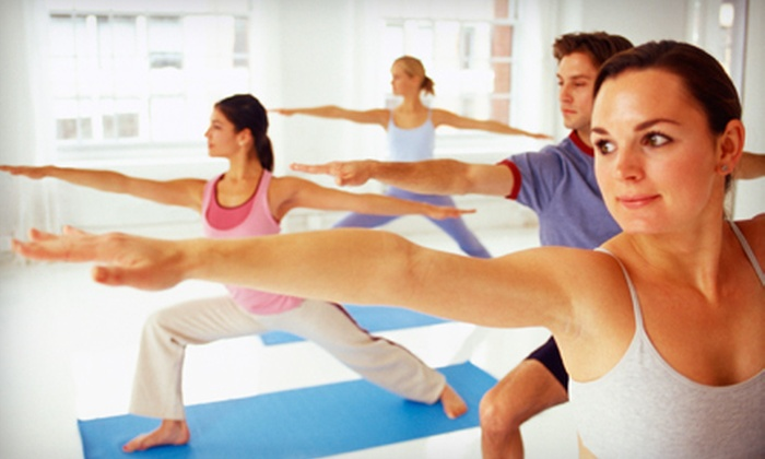 Lotus Yoga - Appleton: $25 for a Five-Class Punch Card at Lotus Yoga (Up to $45 Value)