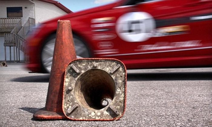 MSR Houston - Angleton: $195 for Teen Driving Safety School at MSR Houston in Angleton ($395 Value)