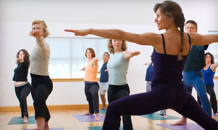 Inner Spirit Yoga Center - East Northport: $49 for a 10-Class Yoga Pass at Inner Spirit Yoga Center in East Northport ($150 Value)