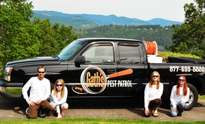 Gath's Pest Patrol: Full Carpenter-Ant Treatment or Rodent or Flea Treatment from Gath's Pest Patrol (Up to 68% Off)