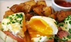 Martini Bar & Grill - Miami Lakes Industrial Park: Brunch with Unlimited Mimosas for Two, Four, or Six at Martini Bar & Grill in Miami Lakes (Up to 61% Off)