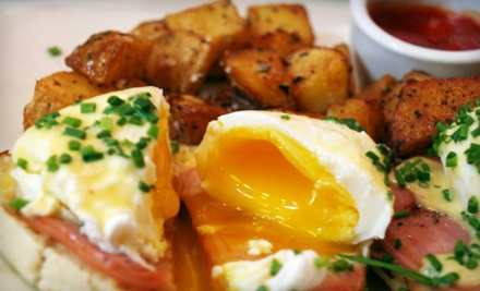 Sunday Brunch and Unlimited Mimosas for 2 (a $29 value) - Martini Bar & Grill in Miami Lakes