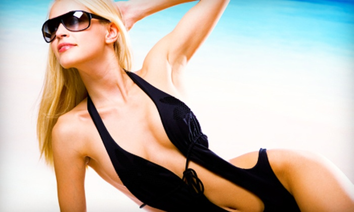 Planet Beach MetroWest–Orlando - Metro West: $29 for Three Mystic Spray Tans at Planet Beach MetroWest–Orlando ($105 Value)