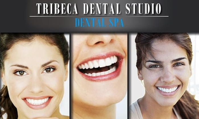 Tribeca Dental Studio - Tribeca: $49 for a Dental Exam, Cleaning, and X-Rays at Tribeca Dental Studio ($435 Value)