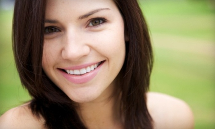 Smile Designs Inc. - Canton: $119 for Exam, X-rays, Cleaning, and Take-Home Teeth-Whitening Trays at Smile Designs Inc. in Canton ($582 Value)