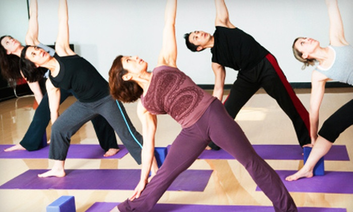 High Street Yoga - Westerly: $30 for Five Mat Classes at High Street Yoga in Westerly ($60 Value)