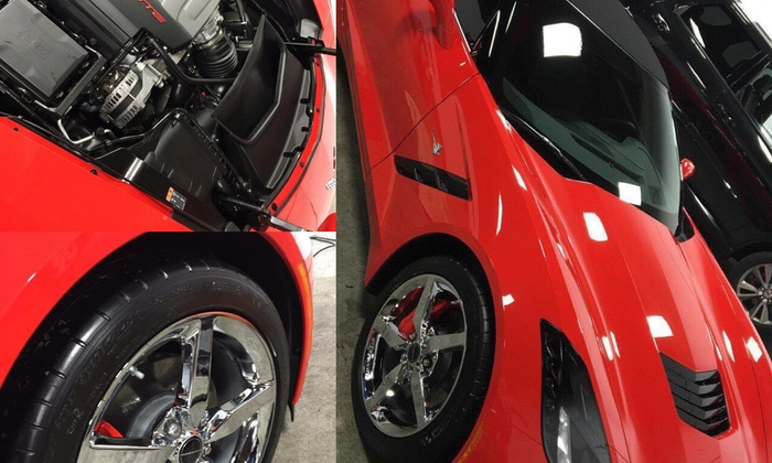 Marie's Auto Detailing LLC - Marie's Auto Detailing LLC: $25 for $49 Worth of Exterior Auto Wash and Wax — Marie's Auto Detailing LLC