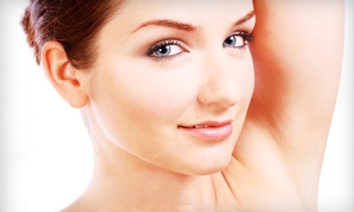 Eshaan Laser & Skin Care Medical Spa - Vacaville: Laser Hair-Removal Treatments and Botox at Eshaan Laser & Skin Care Medical Spa. Two Options Available.