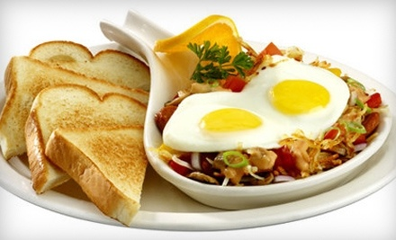 The Pantry: $10 for Breakfast or Brunch - The Pantry in Abbotsford