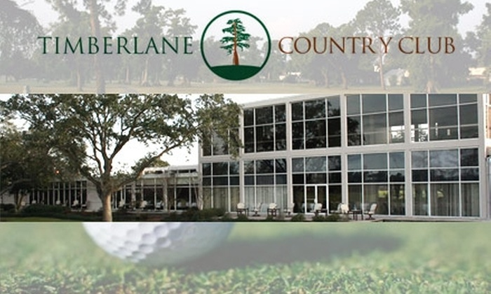 Timberlane Country Club - Gretna: $50 for 18 Holes of Golf for Two at Timberlane Country Club ($100 Value). Includes Cart.