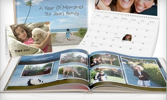 Picaboo: $35 for $100 Worth of Photo Books, Cards, and Calendars from Picaboo