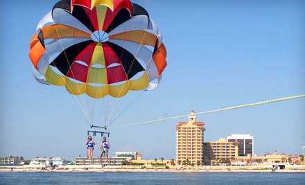 Daytona Beach Parasail - Daytona Beach Parasail in Ponce Inlet