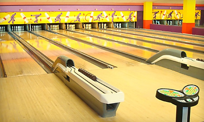 Bogey Lanes - East Brookfield: $9 for Bowling and Mini Golf at Bogey Lanes in East Brookfield
