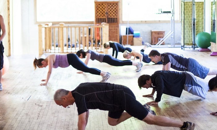 Urban Core - Toronto: Up to 80% Off Indoor Boot Camp at Urban Core