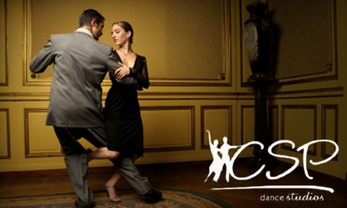 CSP Dance Studios - North Academy Business Park: Dance Lessons at CSP Dance Studios. Choose from Two Lesson Options.