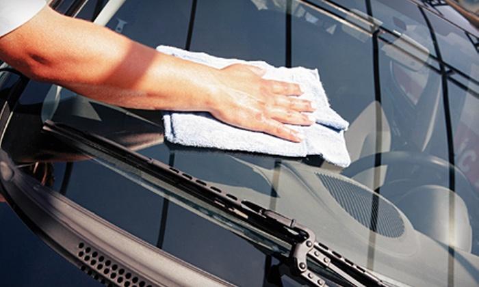 John's Premium Car Wash - John's Premium Car Wash: $13 for a Rain-X Premium Full-Service Car Wash at John's Premium Car Wash in O'Fallon ($26.99 Value)