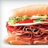 Blimpie – Up to 57% Off Sub-Sandwich Meals
