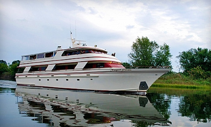 """Freeport Princess"" - Freeport: $125 for a Dinner Cruise for Two on the ""Freeport Princess"" ($250 Value)"