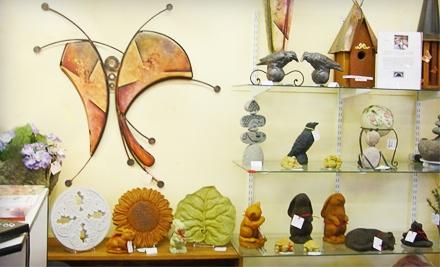 $20 Groupon to Garden Gear & Gallery - Garden Gear & Gallery in Edmonds