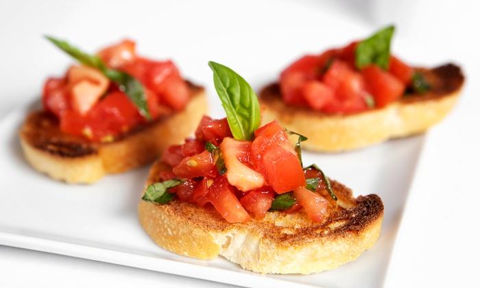 Mario's Trattoria & Bar - Ballast Point: Italian Food and Drinks at Mario's Trattoria & Bar (50% Off). Three Options Available.