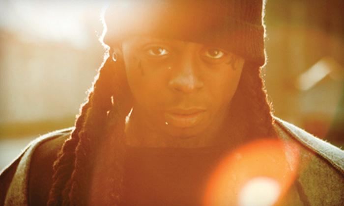 Lil Wayne at Farm Bureau Live at Virginia Beach - Virginia Beach: Two Tickets to See Lil Wayne at Farm Bureau Live at Virginia Beach on July 30 at 7 p.m.