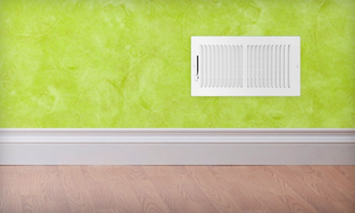 O'Ryan Duct Cleaning - Sunnyside: Duct Cleaning of Up to 10 Vents or Vent, Duct, and Furnace Maintenance Package from O'Ryan Duct Cleaning (Up to 61% Off)