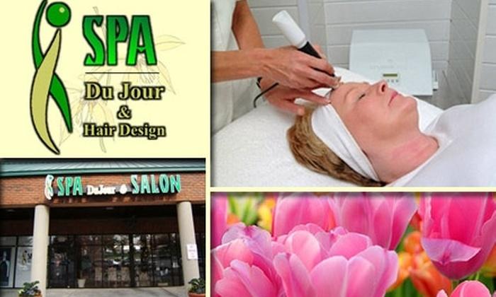 Spa Du Jour - Bellingrath Commons: $75 for a 60-Minute Microdermabrasion Treatment at Spa Du Jour ($150 Value)