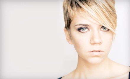Women's Haircut and Style (a $50 value) - Wavelengths Salon in Tallahassee