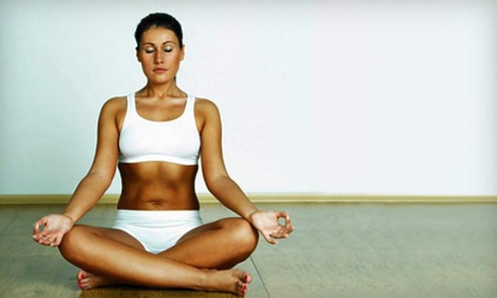 Tulsa Yoga Therapy - Tulsa: $25 for Five Yoga Classes at Tulsa Yoga Therapy (Up to $55 Value)