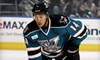 Worcester Sharks - Central Business District: $10 for One Ticket to Worcester Sharks Hockey Game (Up to $26.40 Value). Three Games Available.