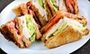 Cafe Unique - Indian River City: Café Fare for Lunch or Dinner at Café Unique in Cocoa (Up to 53% Off)