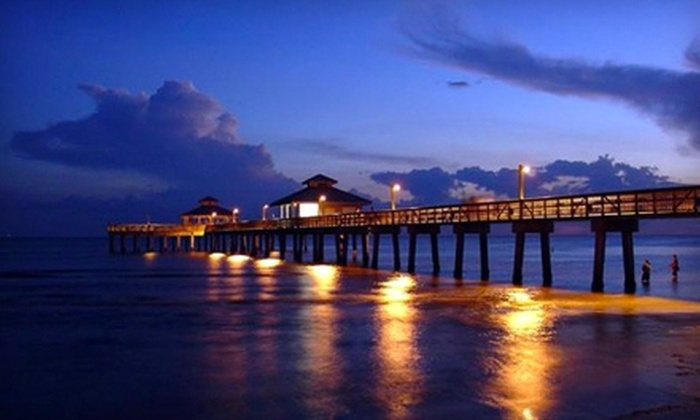 #1 Island Hideaway - Fort Myers Beach: $199 for a Two-Night Stay, Beach Package, and Body Scrub at #1 Island Hideaway's A Beach'n Place Bungalows (Up to $425 Value)