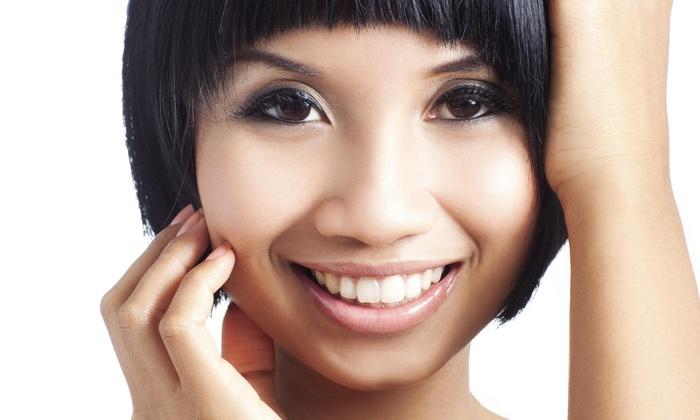 Lyft Holistics Express Beauty Bar - Multiple Locations: $48 for $98 Worth of Beauty Packages — Lyft Holistics Express Beauty Bar