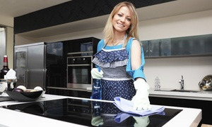 Maid For Help: Up to 56% Off House Cleaning at Maid For Help