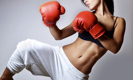 One Month or Two Weeks of Unlimited Kickboxing for Fitness or MMA Classes at Combatives Unlimited (Up to 66% Off)