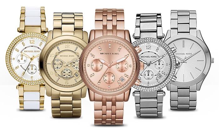 Michael Kors Damen Armbanduhr | Groupon Goods