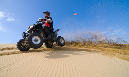 $131 for $238 Worth of Off-Road Vehicle Rental — Adventure Outdoors Inc