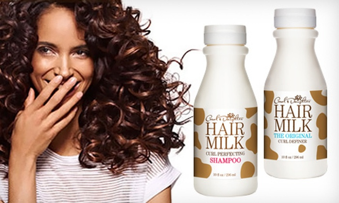 20 For Curl Perfecting Booster And Shampoo Groupon