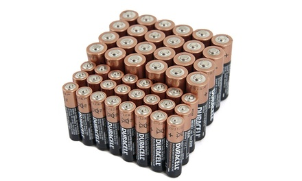 Duracell 48pk (24AA & 24AAA)