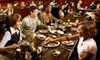 The Melting Pot - Multiple Locations: Three-Course Fondue Meal for Two or Four at The Melting Pot (Up to 54% Off)